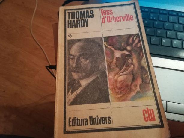 Tess D-Urberville, Thomas Hardy, Editura UNivers, 1982