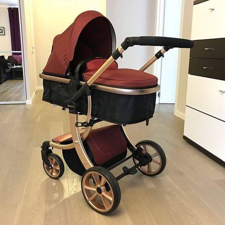 Aimile коляска Алматы коляски трансформер с бесплатной доставкой домой