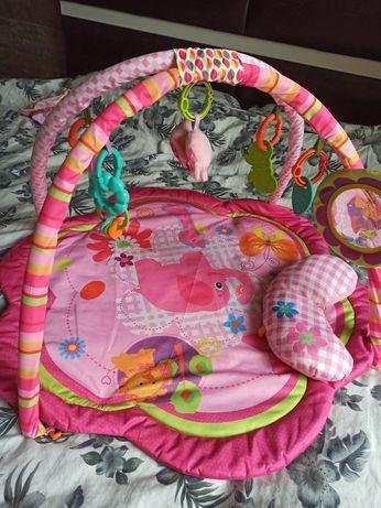 Активна гимнастика за бебе