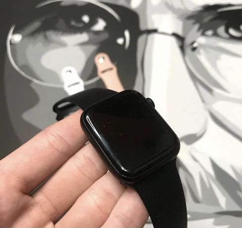 Apple watch 7 LUX кчество смарт часы сагат доставка бесплатно