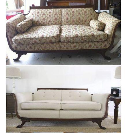 Реставрация, Перетяжка Мягкая мебели