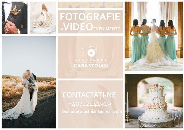 Fotograf și Cameraman Evenimente (nunta, botez, onomastica)