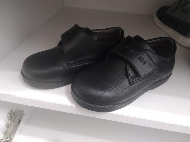 Новые туфли детские на мальчика
