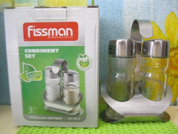 набор для приправ fissman