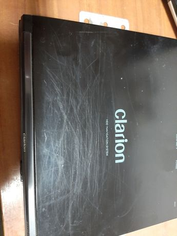 Clarion  HDD Navigation System