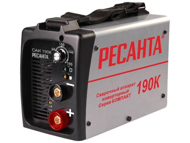 Ресанта(Россия)и Евролюкс!!Сварочные аппараты от 23000 тенге!Доставка!