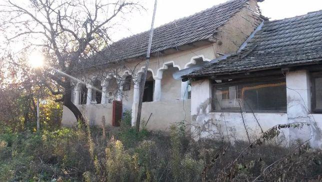 Casa la tara la 2 km de Dunare