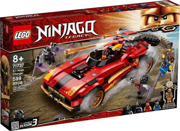 Lego Ninjago 71737, original, X-1 Ninja Charger (nou, sigilat)