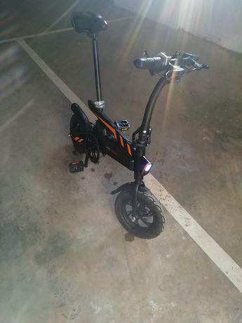 Bicicleta electrica fara permis