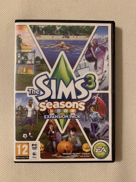 The Sims 3 Seasons PC гр. София - image 1
