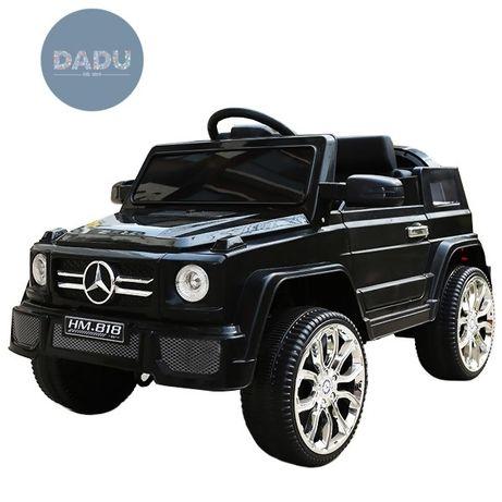 Детский электромобиль Mercedes гелендваген с гарантией. Машина