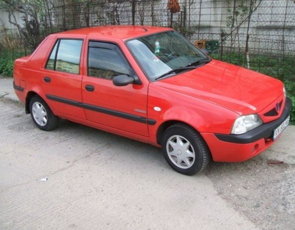 Dezmembrez Dacia solenza 1.4mpi