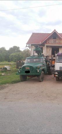 Vand/schimb camion forestier-Tatra T148