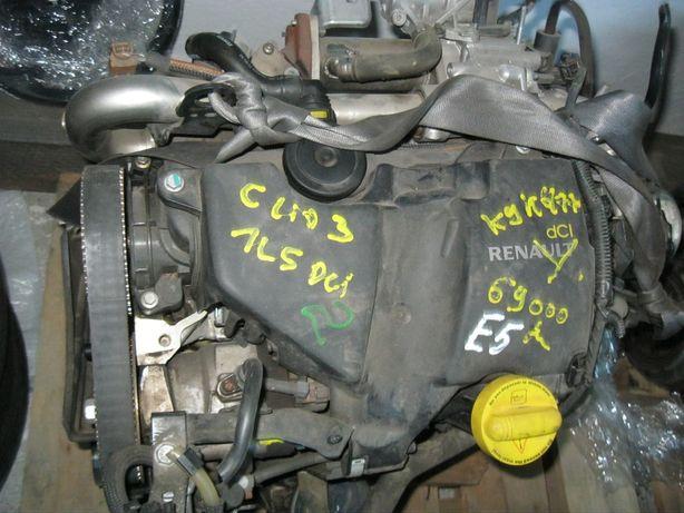 Motor COMPLET 1,5 DCI Euro5 Dacia LOGAN,MCV,CLIO3,etcTip-K9K-7,69000km
