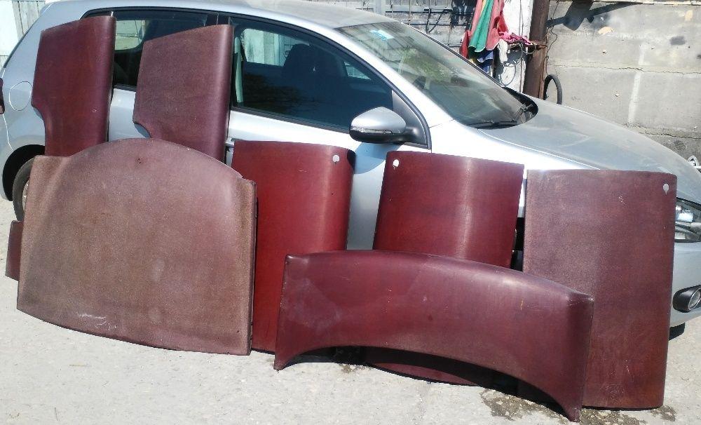 Оригинални едро габаритни каросерийни части за Трабант 601
