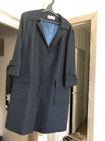 Плащ-пальто верхняя одежда