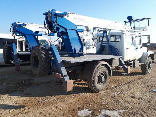 Автогидроподъемник ГАЗон 22-24 метра