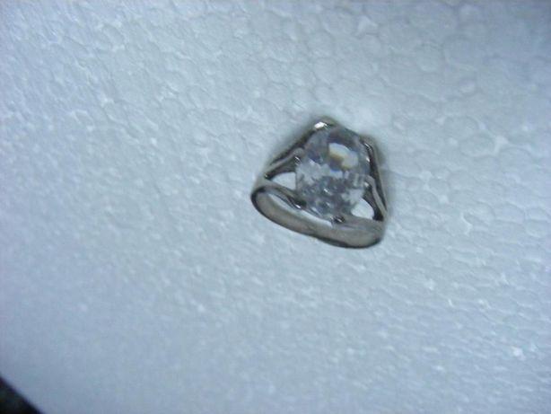 inel dama cu piatra mare superba,inel vintage,transport gratuit
