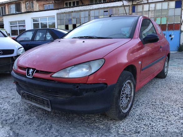 Peugeot 206 1.1 60кс 2000г На Части