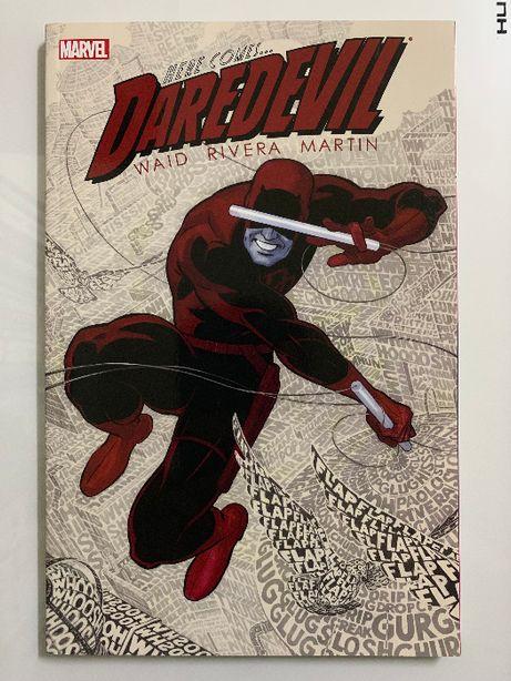 Daredevil by Mark Waid Vol. 1 bandă desenată