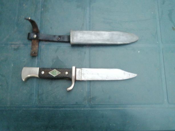 Hitler Youth (HJ) Knife RZM 7/51/42 (Anton Wingen Jr.)