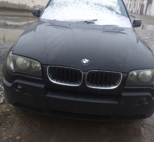 Dezmembrari BMW X3 E83 DIN 2005 MOTORIZARE 2500 BENZINA