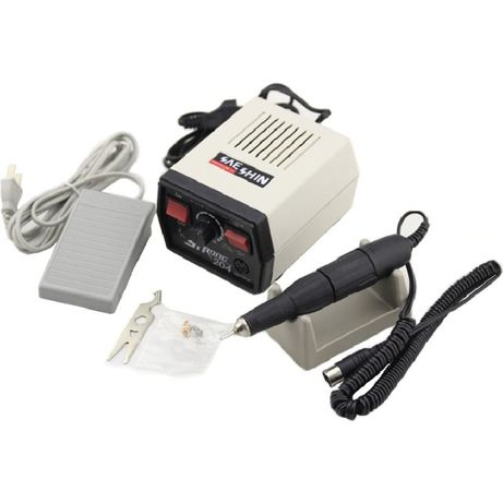 Машинка STRONG 204 для аппаратного маникюра и наращивания фрезер