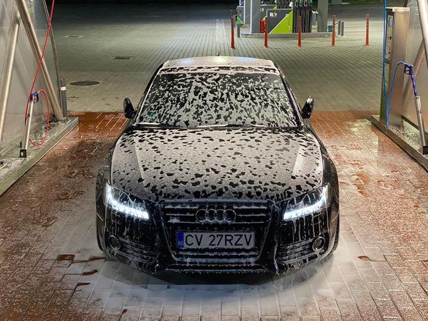 Audi A5 Quattro (coupe)