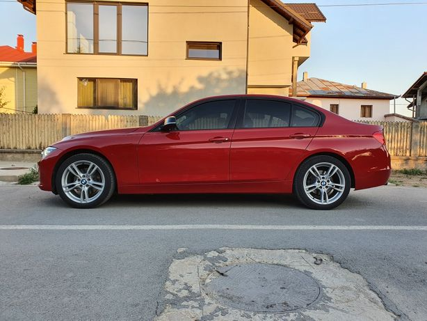 Praguri BMW F30