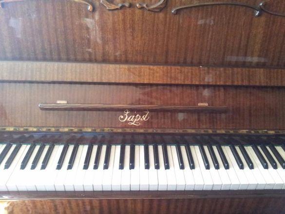 """Украинско пиано """" Заря """", предимно за района на Видин"""