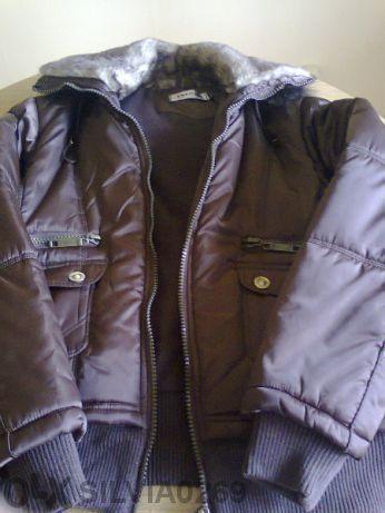 Немско дебело яке и немска шуба