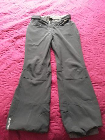 Черен ски панталон
