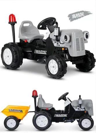 Tractoras electric.