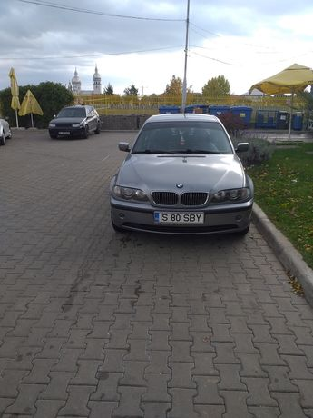 BMW 320 d an 2004  !
