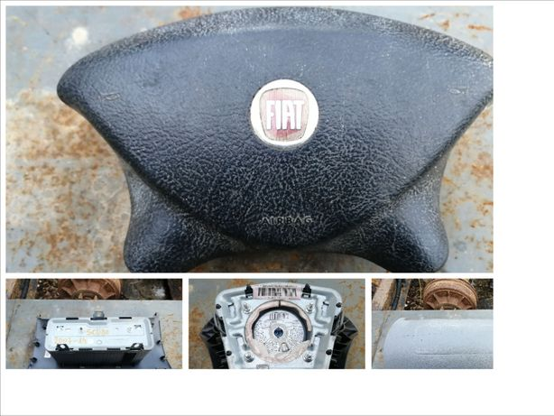 Airbag volan pasager centuri fata spate Fiat Scudo 2007 - 2014