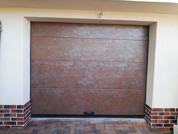 Ușa de garaj secționala