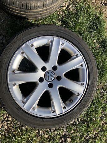 Doua jante 17  ' : VW . Passat / Golf !