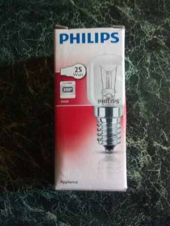 Лампа жаропрочная 25вт для духового шкафа