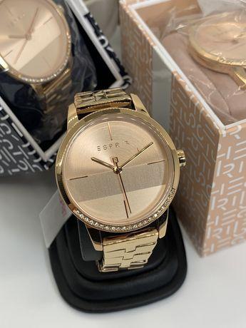 Amanet Royal CB: Ceas Esprit dama rose gold metalic