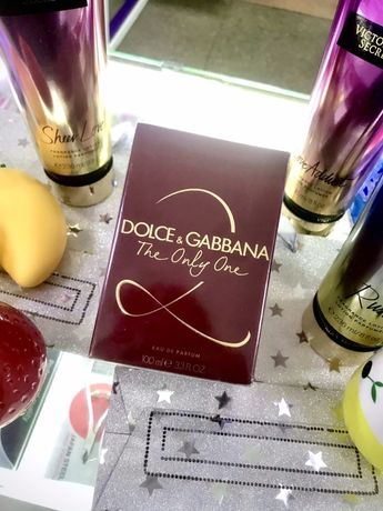 Dolce gabbana the only one 2 парфюм люкс 100 мл