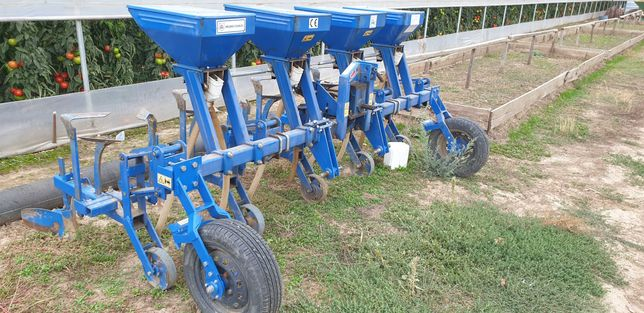 Cultivator CF5 cu fertilizator si rariță