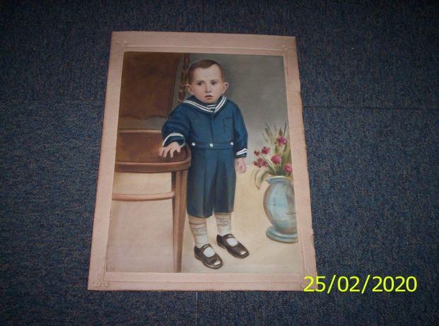 fotografie portret copil-anii'30