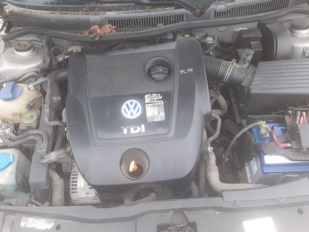 Motor  cutie golf 4 bora scoda 1.9  tdi AXR