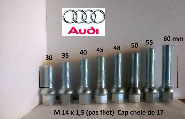 Prezoane Audi A1 A2 A3 A4 A5 A6 A7 A8 Q3 Q5 Q7 Q8