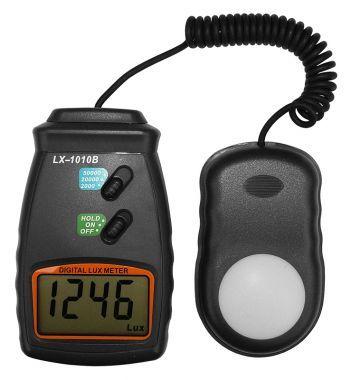Aparat de masura, multimetru digital - Lux-metru - LX-1010B
