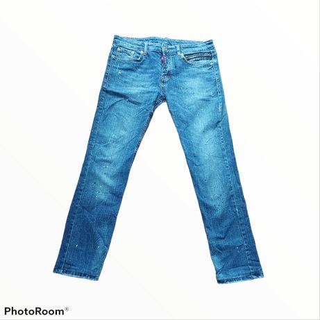 Dsquared Оригинални мъжки дънки Размер-32