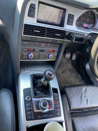 Panou climatronic cu incalzire audi a6 c6 4f facelift