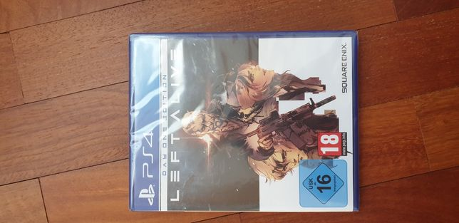 Left Alive Day One Edition ps4