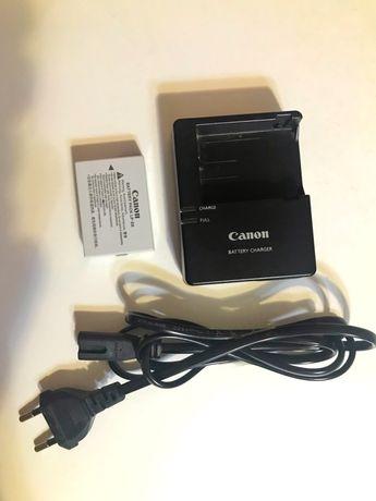 Зарядка и батарейка lp e8 от Canon