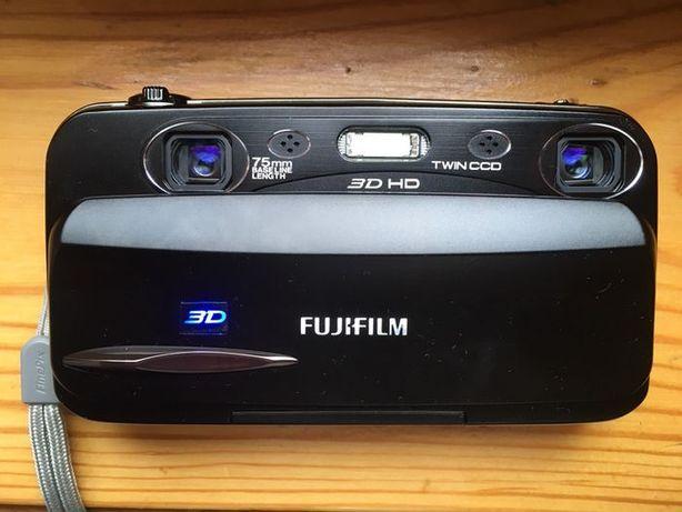 3D фотоаппарат Fujifilm
